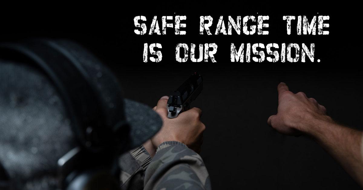 Indoor Shooting Range Graz - Safe Range Time